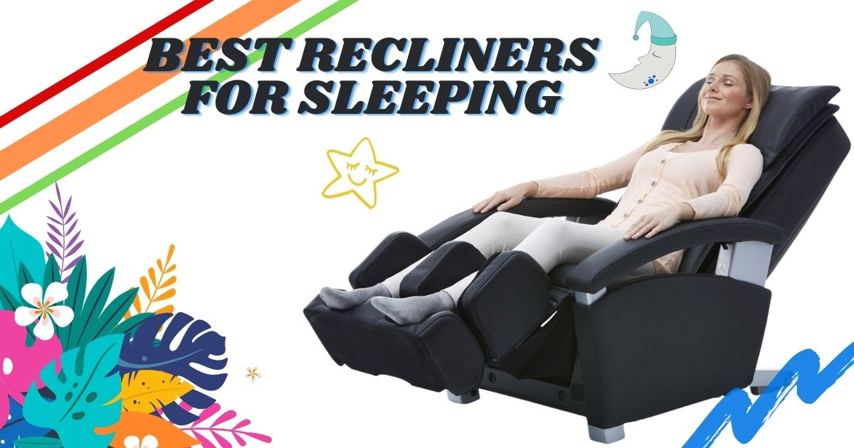 How to Sleep in a Recliner: A Step by Step Guide
