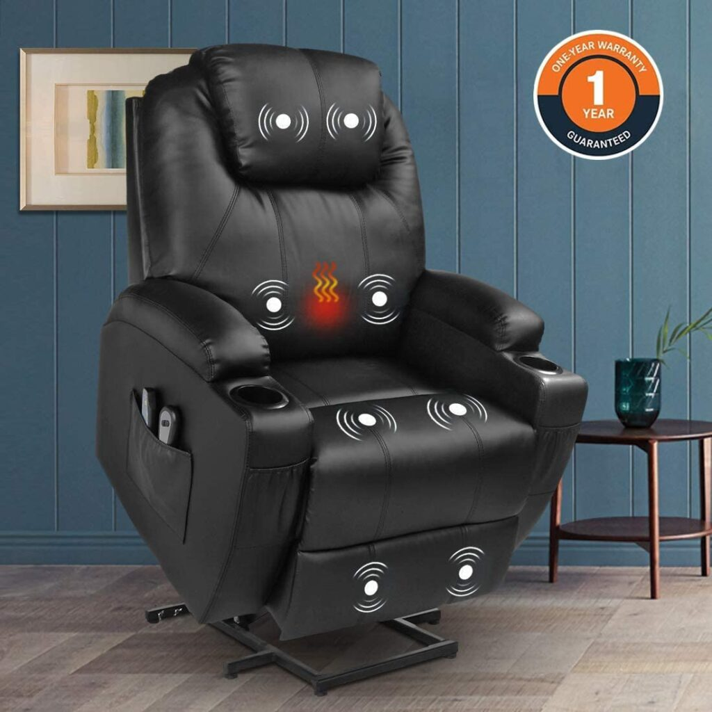 Magic Union Power Lift Chair Electric Recliner
